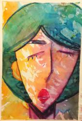 Lady by muhvu