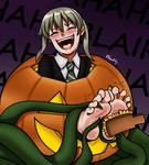 Pum-Pumpkin-Pumpkin Halloween Tickle Torture