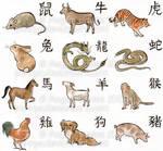 Chinese Zodiac Set