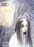 Yotsuya Kaidan - Oiwa onryou by Pannya