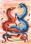 Dimi and Trixxxy Dragons