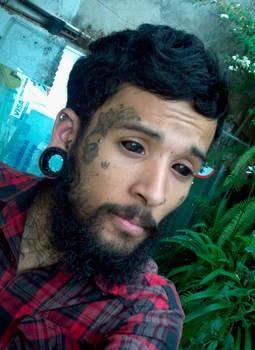 Full BlackBall Tattoo