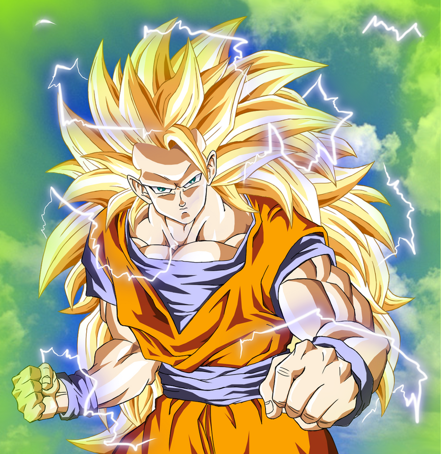 [Discussion] Vegeta vs goku, who is stronger in ssj3