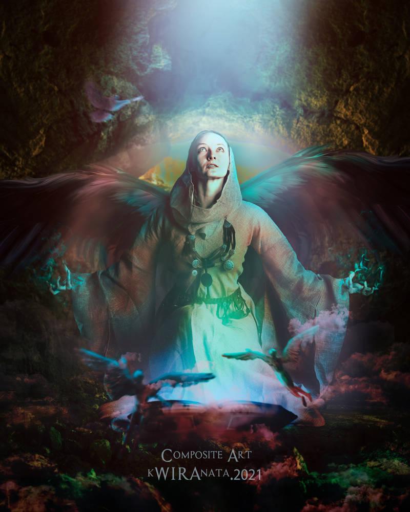 Magical Angel1