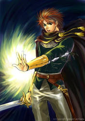 Magic-Knight by kappauka