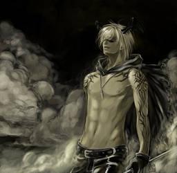 Gaia_trade: Lucien by kappauka