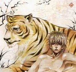 Tiger by kappauka