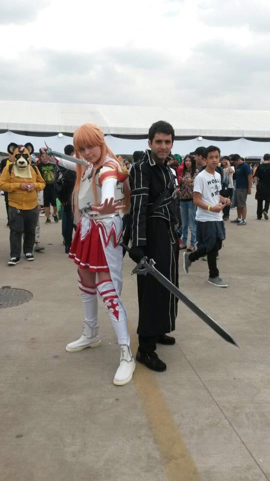 Kirito and Asuna :3 by BahDecnop