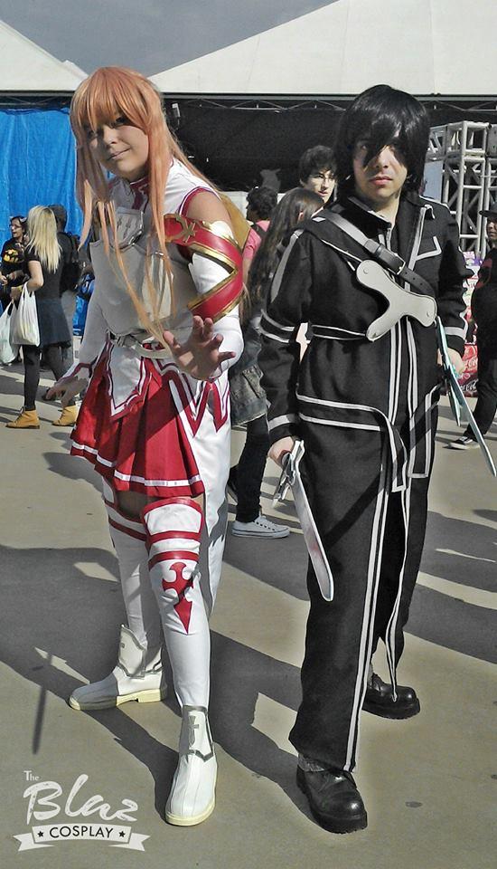 Kirito and Asuna 2 by BahDecnop