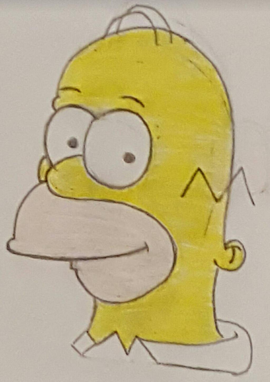 Homer  by xXPixelatedARTSXx