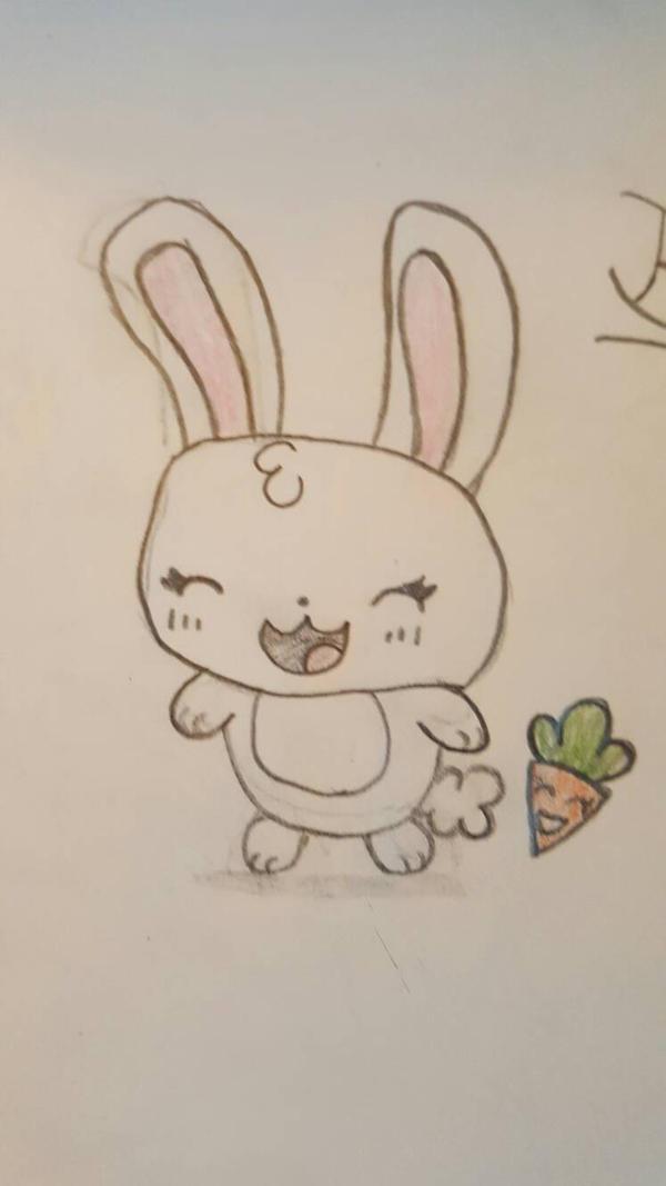Bunny by xXPixelatedARTSXx