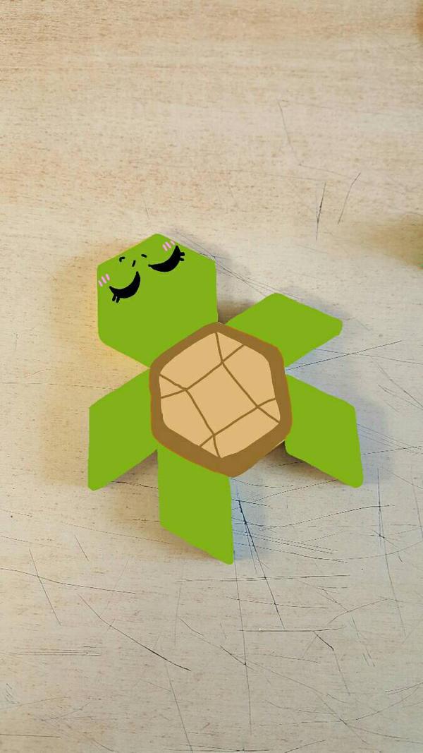 Baby Turtle  by xXPixelatedARTSXx