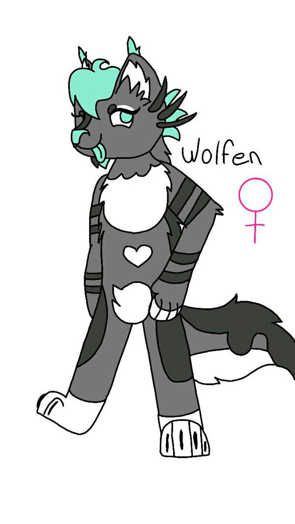 FANART for WolfenLynxKipjen by xXPixelatedARTSXx