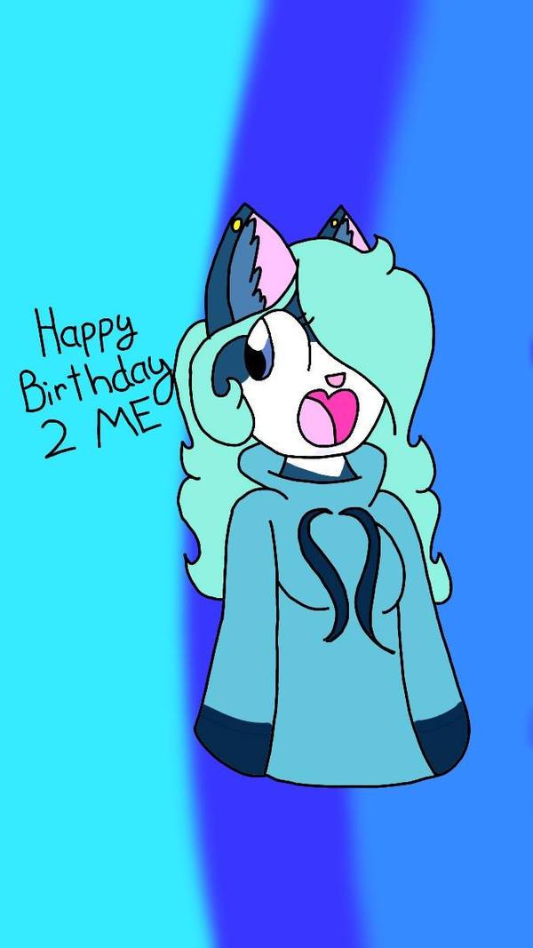 Happy birthday 2 me by xXPixelatedARTSXx