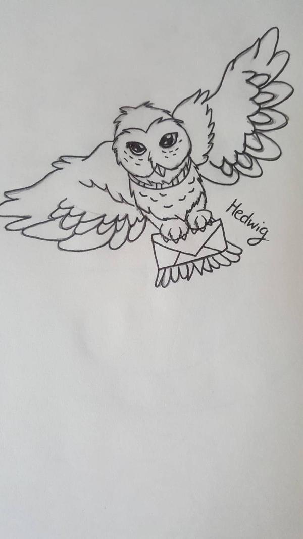 Hedwig by xXPixelatedARTSXx