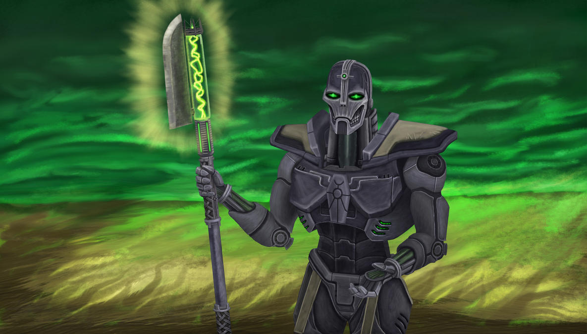 Necron Pariah By Mr-retro-Man On DeviantArt