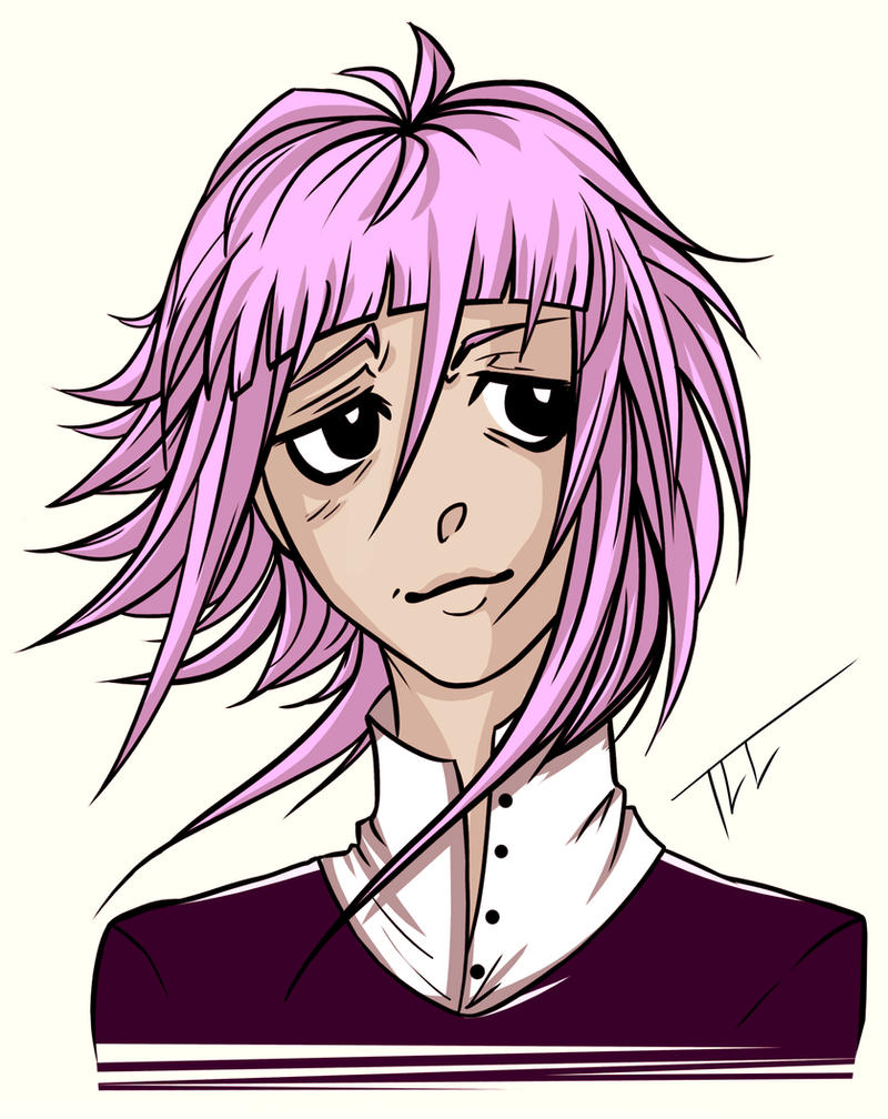 Crona Bust by NoveltyCrazies