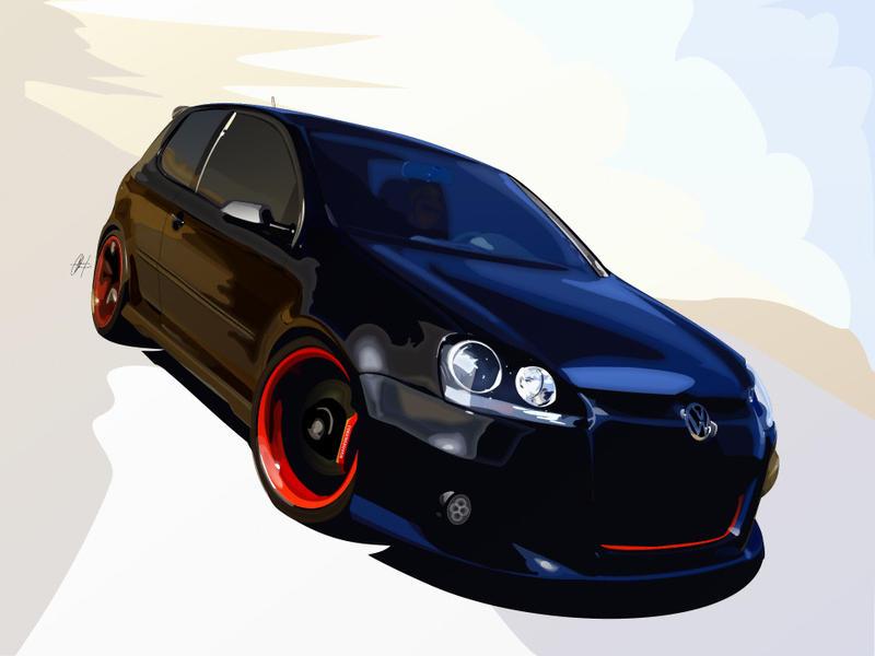 Bunny Racing Vector by Catalyst1