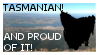 Tasmanian Stamp by Froggy1294