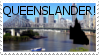 Queenslander Stamp by Froggy1294