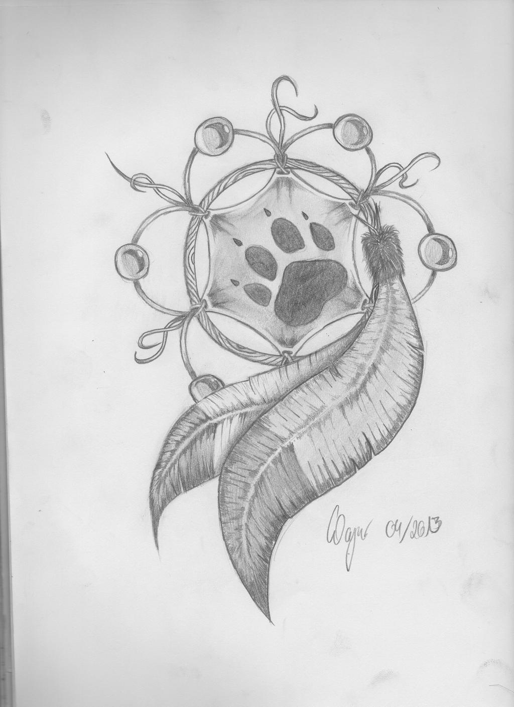 Traumfà Nger Tattoo: Traumfaenger By NimKaz On DeviantArt