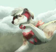 Commission - AzureSoleiL by Lisanata