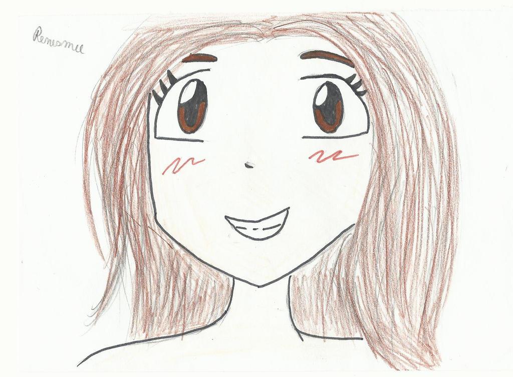 Renesmee by Yumi-Shitori