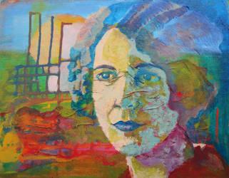 Dorothy by NancyGamon