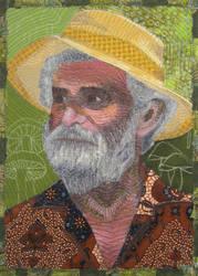 Mushroom Man by NancyGamon