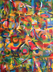 50 Paintings in 1 Day by NancyGamon