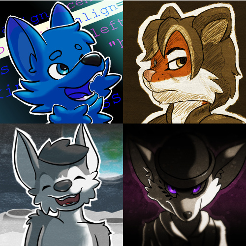 Icon Batch 1 by LumiSquirrel