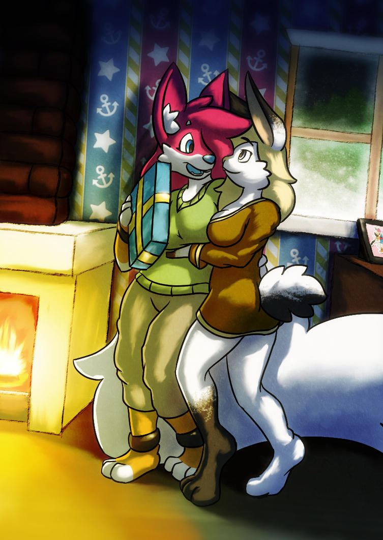 Seasonal by LumiSquirrel