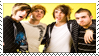 All Time Low Stamp by Capsicles