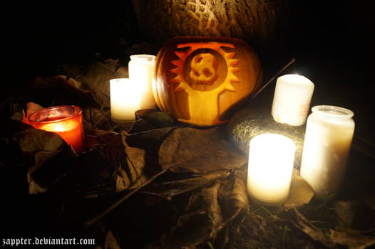 Imperial Inquisition I in Pumpkin