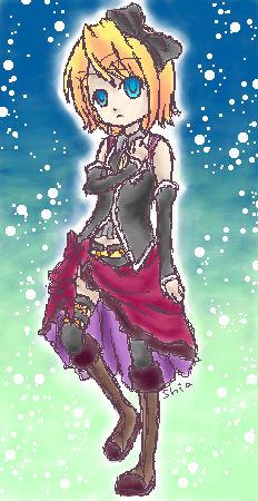 Rin - Romeo and Cinderella