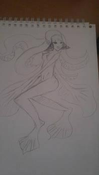 Sketchbook sketch #4