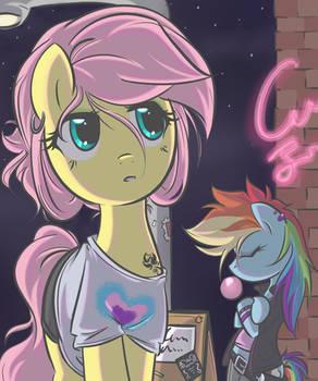 Freestyle Ponies