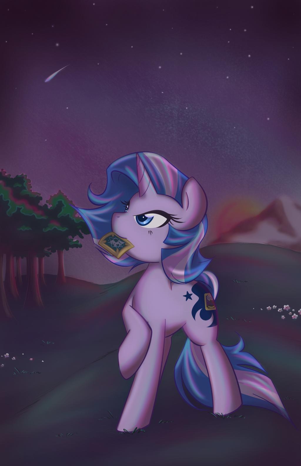 Midnight At Dawn by BambooDog