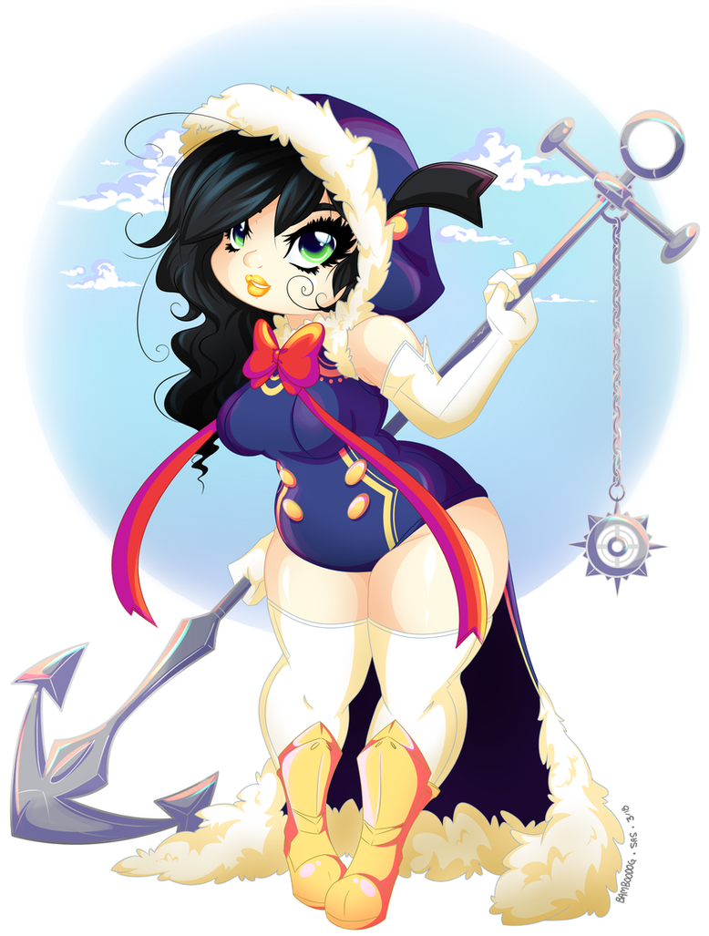 Sailor Most Fowl by BambooDog