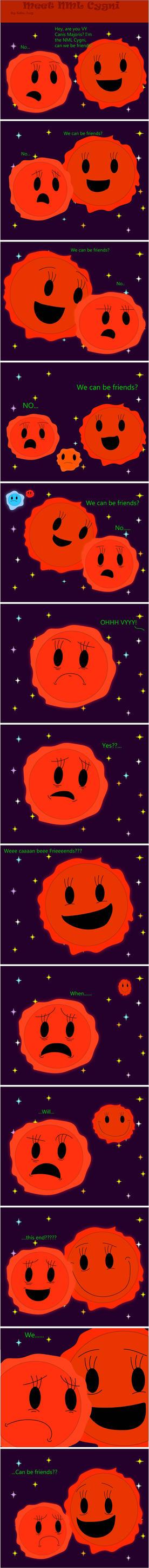 Astronomical Comics: ep 4 by Edu1806031122
