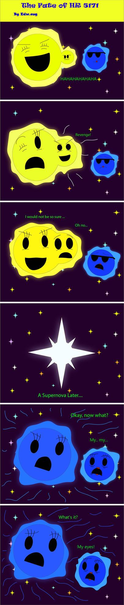 Astronomical Comics: ep 5 by Edu1806031122