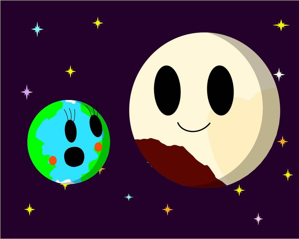 Random Facts # 6 Bigger Than Earth! by Edu1806031122