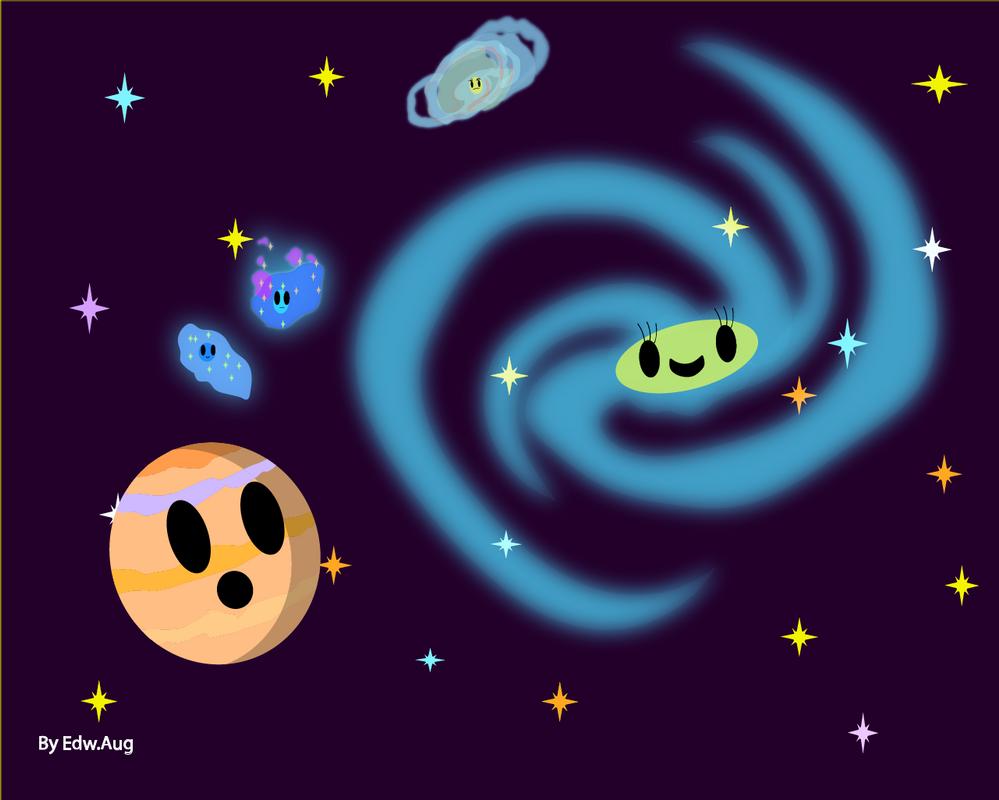 Random Facts # 22 Extragalactic Planet by Edu1806031122 on ...