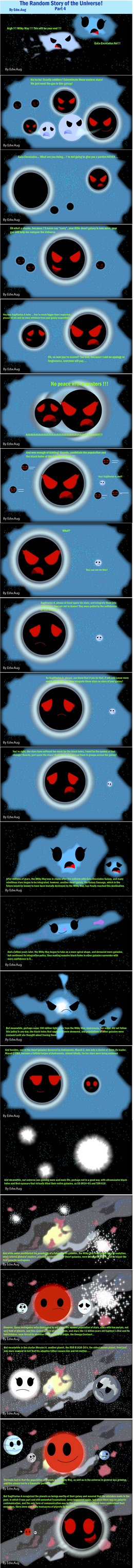 The Random History of the Universe! Part 4