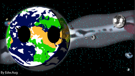 Recent Facts #39 Near-Earth Asteroid with moon!