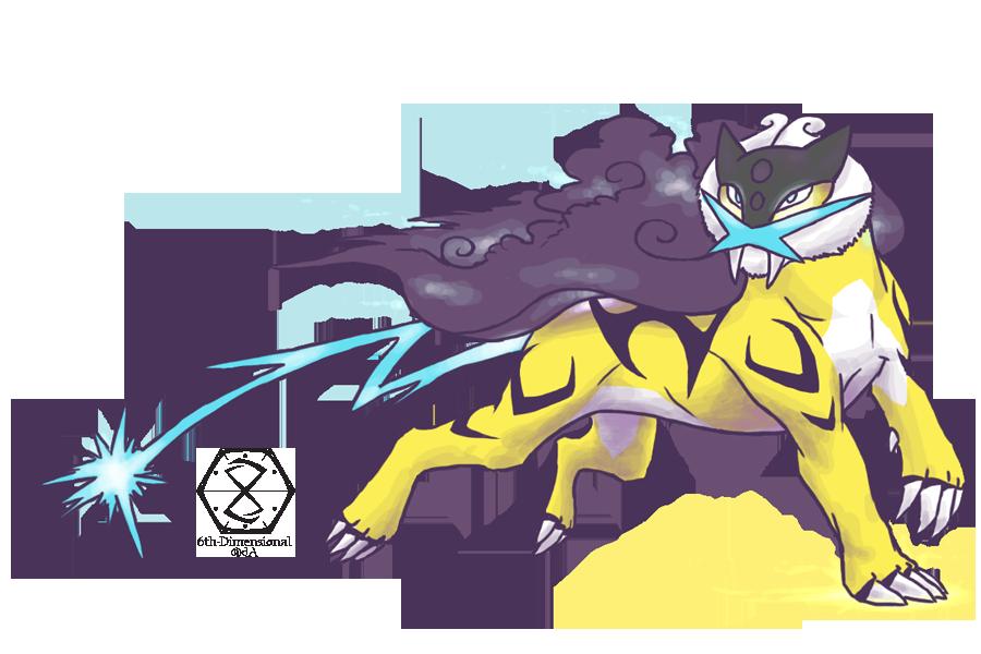 pokemon crystal how to catch raikou