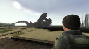 SFM Godzilla vs King Kong