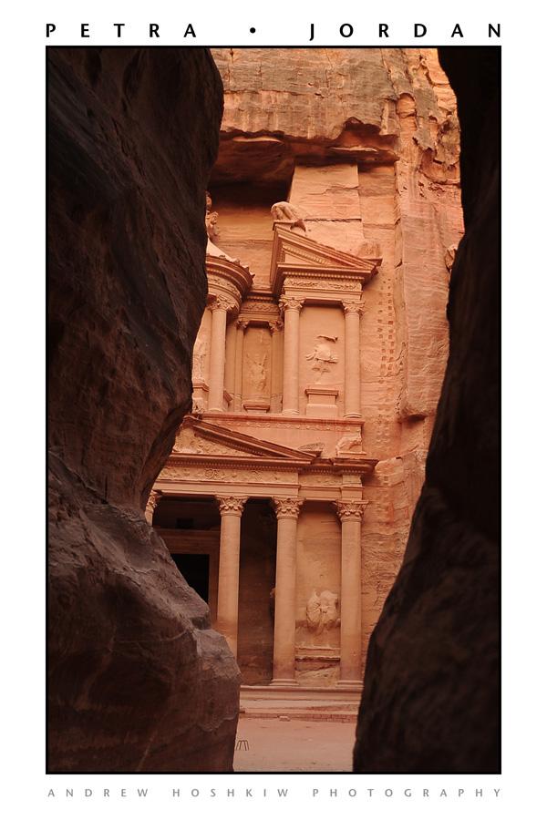 Petra, Jordan by hoshq