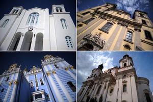 European Churches (2009) by Khoshq