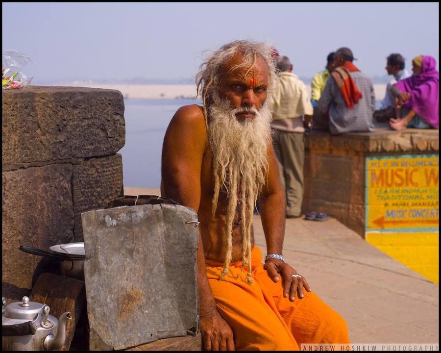 Varanasi, India (2008) by hoshq
